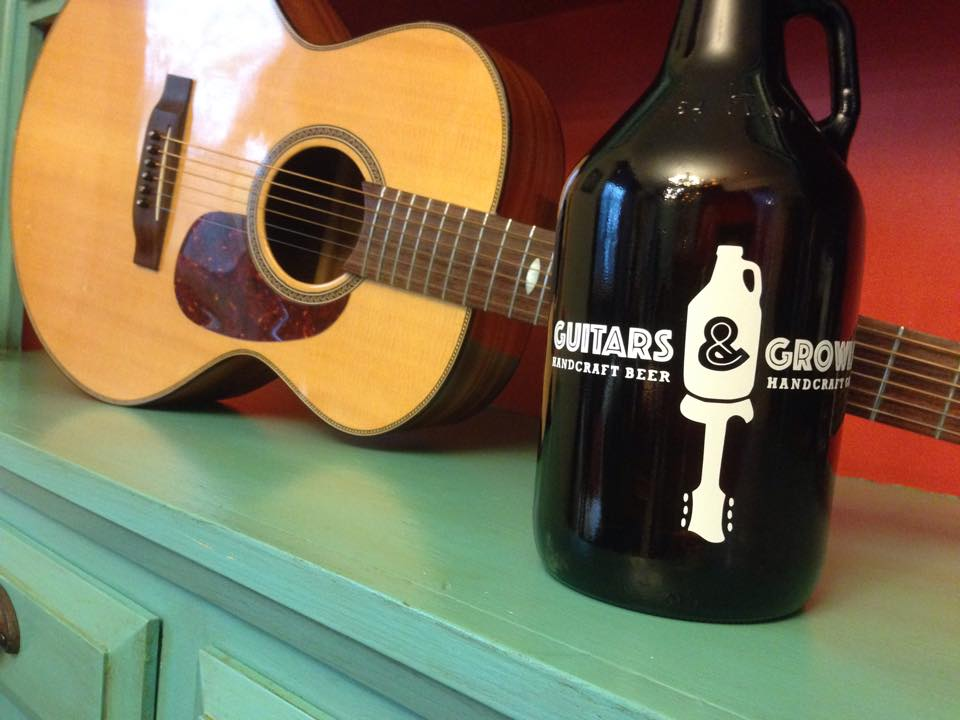 About Guitars & Growlers